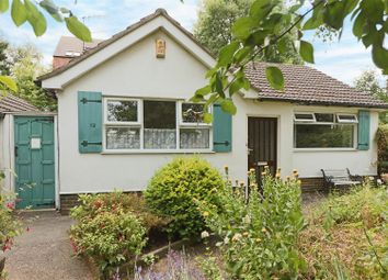 Thumbnail 2 bed detached bungalow for sale in Mapperley Street, Sherwood, Nottingham