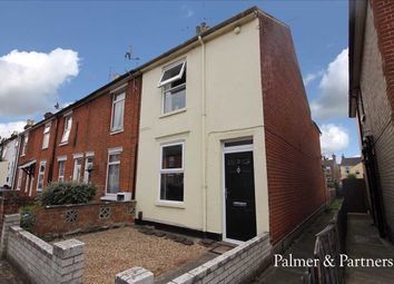 Thumbnail 3 bed end terrace house for sale in Surbiton Road, Ipswich