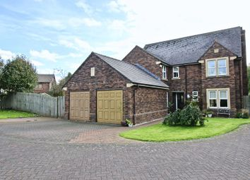 Thumbnail 4 bed detached house for sale in Primrose Bank, Crosby-On-Eden, Carlisle