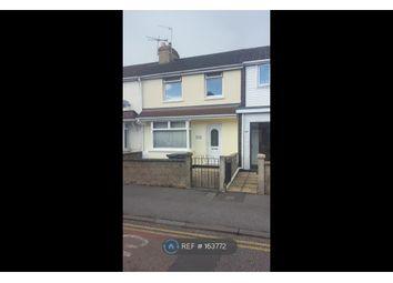 Thumbnail 3 bedroom terraced house to rent in Ferndale Road, Swindon