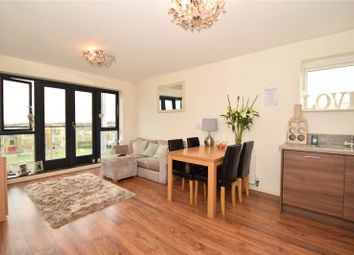 Thumbnail 2 bedroom flat for sale in Shearwater Court, Waterstone Way, Greenhithe, Kent