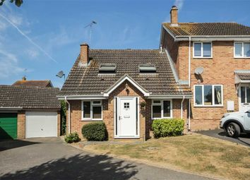 Thumbnail 3 bed semi-detached house for sale in Middle Ground, Royal Wootton Bassett, Wiltshire