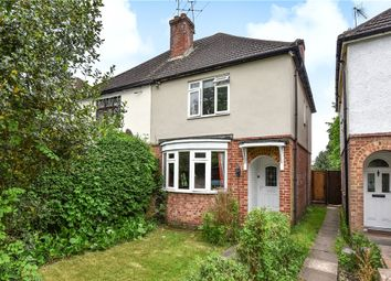 Thumbnail 3 bedroom semi-detached house for sale in Frimley Road, Camberley, Surrey