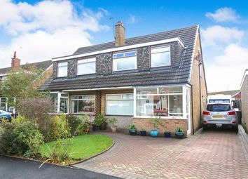 Thumbnail 3 Bedroom Semi Detached House For Sale In Stokesay Drive, Hazel  Grove,