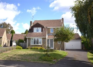 Thumbnail 4 bedroom detached house for sale in Westbury Gardens, Higher Odcombe, Yeovil, Somerset
