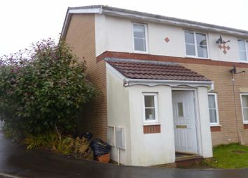 Thumbnail 3 bed property to rent in Charlotte Court, St Peters Meadow, Cockett