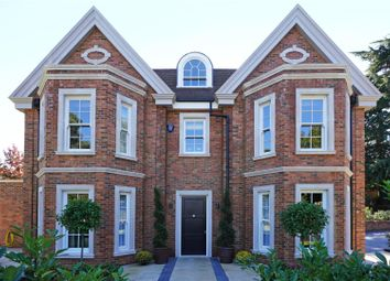 Thumbnail 5 bed end terrace house for sale in Egerton Road, Weybridge, Surrey