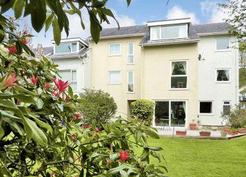 Thumbnail 2 bed flat for sale in Ffordd Garnedd, Menai Marina, Y Felinheli, Gwynedd.