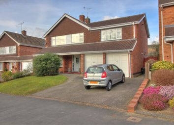 Thumbnail 5 bed detached house for sale in Kelmarsh Avenue, Wigston