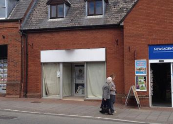 Thumbnail Retail premises to let in Fore Street, Chard, Somerset