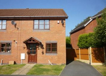 Thumbnail 3 bedroom terraced house to rent in Weavers Court, Ketley Bank, Telford