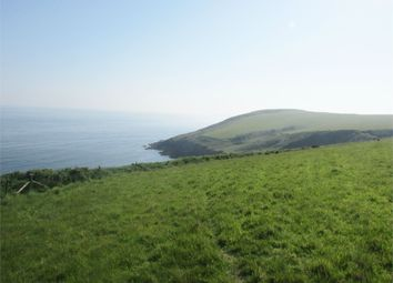 Thumbnail Land for sale in Manorbier, Tenby
