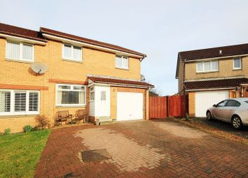 Thumbnail 3 bedroom semi-detached house for sale in Fulmar Brae, Ladywell, Livingston