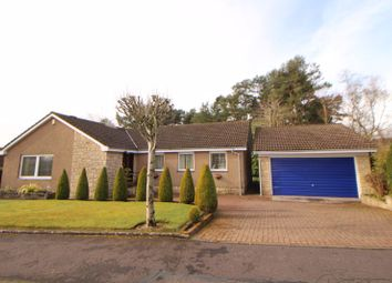 Thumbnail 4 bed bungalow for sale in Cardean Way, Leslie, Glenrothes
