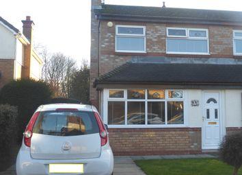 Thumbnail 3 bedroom semi-detached house for sale in Fareham Close, Hartlepool
