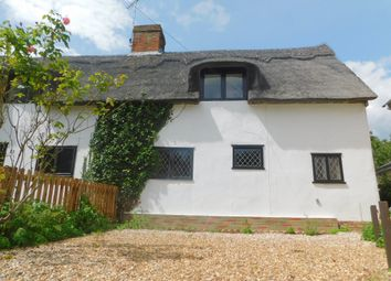 Thumbnail 2 bed cottage for sale in Church Road, Stutton