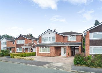 Thumbnail 4 bed detached house for sale in Carmen Avenue, Shrewsbury, Shropshire