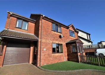 Thumbnail 3 bed semi-detached house for sale in Avranches Avenue, Crediton, Devon