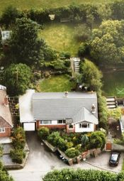 Thumbnail 4 bed detached bungalow to rent in Vale Road, Chesham
