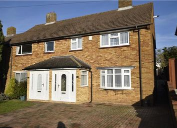 Thumbnail 3 bed semi-detached house for sale in Repton Road, Orpington, Kent