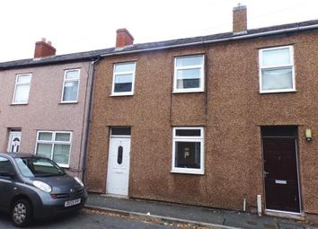 Thumbnail 3 bed terraced house for sale in Greenfield Street, Rhyl, Denbighshire, North Wales