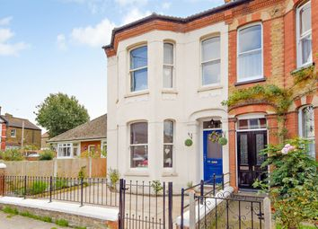 Thumbnail 4 bed semi-detached house for sale in Mickleburgh Hill, Herne Bay