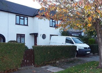 Thumbnail 3 bed terraced house for sale in Parkside Road, Bebington, Wirral