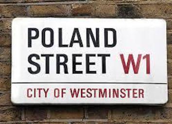 Poland Street, Soho W1F