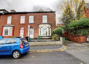 Thumbnail 7 bed end terrace house for sale in Windsor Road, Chadderton, Oldham