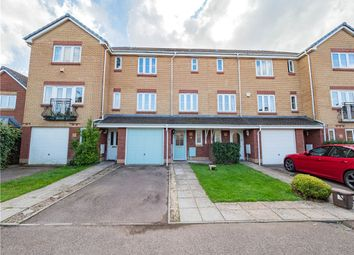 Thumbnail 3 bed terraced house for sale in Wyncliffe Gardens, Pentwyn, Cardiff