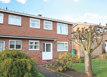 Thumbnail 3 bed semi-detached house for sale in High Causeway, Much Wenlock