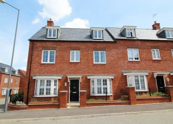 Thumbnail 4 bed semi-detached house for sale in Needlepin Way, Buckingham