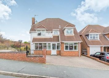 Thumbnail 4 bed detached house for sale in Longsdon Close, Water Hayes, Newcastle, .