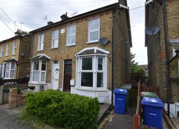 Thumbnail 3 bed semi-detached house to rent in Salisbury Avenue, Stanford Le Hope, Essex