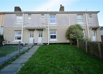 Thumbnail 2 bed terraced house for sale in Cardrew Close, Redruth