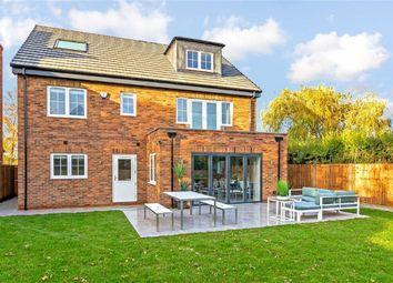 Thumbnail 5 bed detached house for sale in Burnham Grange, Burnham Green, Welwyn, Hertfordshire