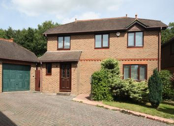 Thumbnail 4 bed detached house to rent in Bailey Close, Horsham, West Sussex