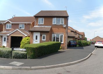 Thumbnail 3 bed detached house to rent in Squirrel Drive, St Peters, Worcester