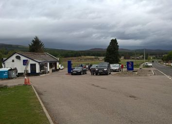 Thumbnail Retail premises for sale in Dalwhinnie Filling Station, Dalwhinnie
