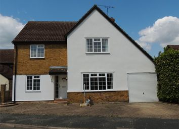 Thumbnail 4 bed detached house to rent in Smythe Road, Billericay