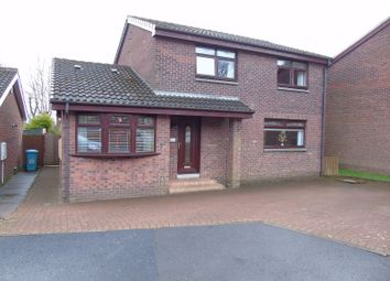 Thumbnail 4 bed detached house for sale in Meldrum Mains, Glenmavis, Airdrie
