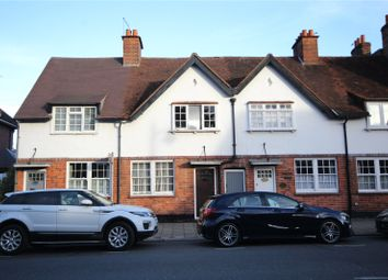 Thumbnail 2 bed terraced house for sale in Windsor Street, Chertsey, Surrey
