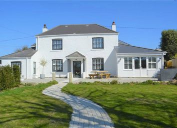 Thumbnail Detached house for sale in Mylor Bridge, Falmouth, Cornwall