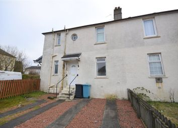 Thumbnail 1 bed flat for sale in Kirkhill Road, Gartcosh, Glasgow