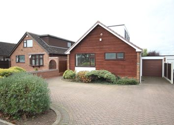 Thumbnail 3 bed detached bungalow for sale in Golf Drive, Nuneaton