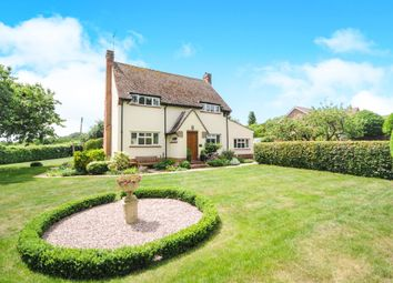 Thumbnail 3 bedroom detached house for sale in Witham Road, Black Notley, Braintree