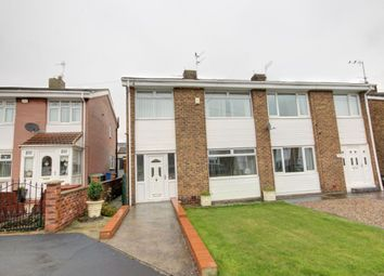 Thumbnail 3 bed semi-detached house for sale in Quin Square, South Hetton, Durham