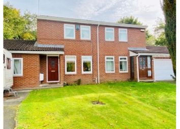 Thumbnail 3 bed semi-detached house for sale in Claverley Drive, Newcastle Upon Tyne