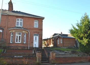 Thumbnail Semi-detached house for sale in Hamlet Road, Haverhill