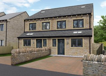 4 bed semi-detached house for sale in West Nab View, Holmfirth HD9
